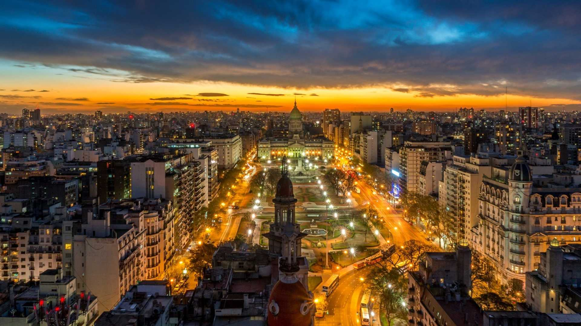 Currently In: Buenos Aires