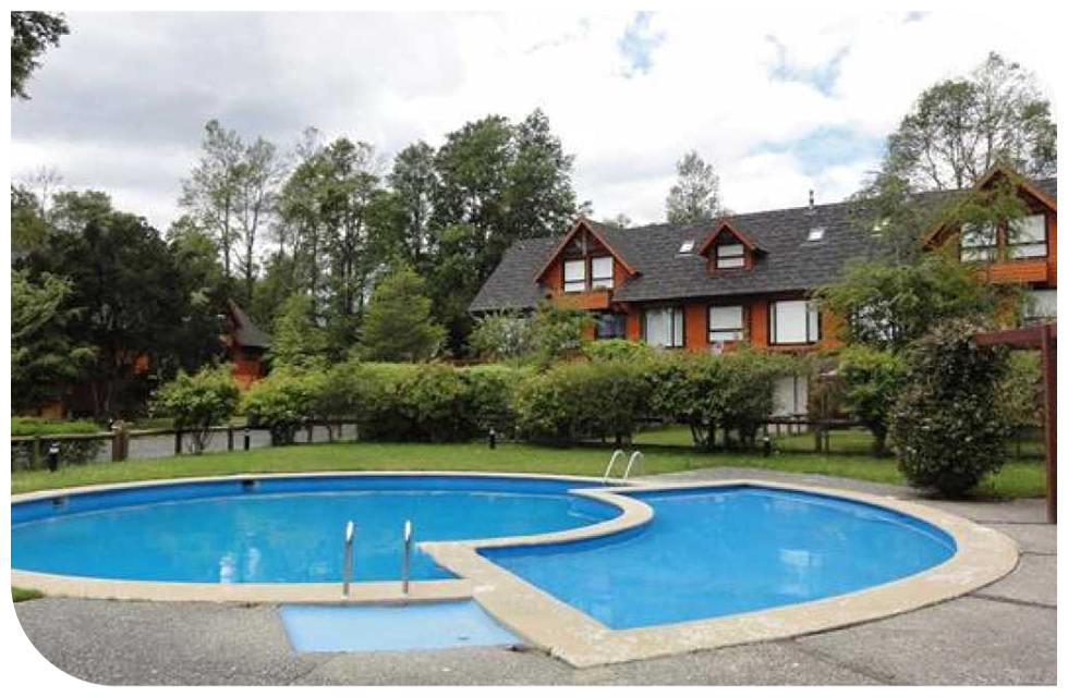 Bosques de Puerto Pucon | Royal Holiday Foto vía portalinmobiliario.cl