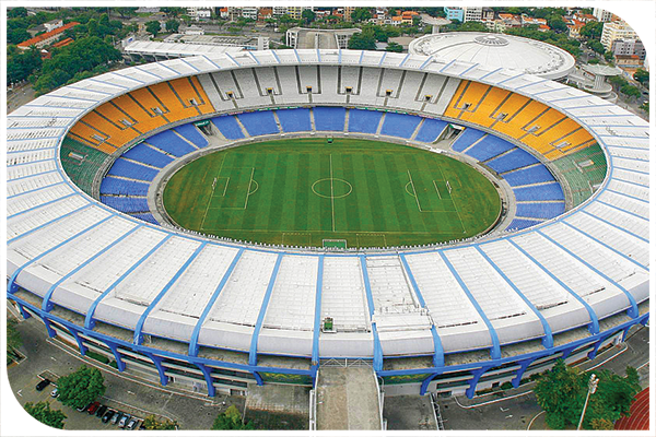 Estadio Maracana | vía agencias