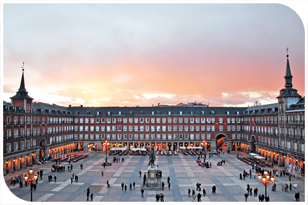 Plaza Mayor | vía traveldigg