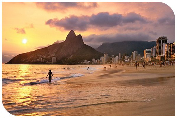 Playa Ipanema | vía rentanapartmentinrio
