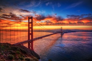 Golden Gate, San Francisco, CA