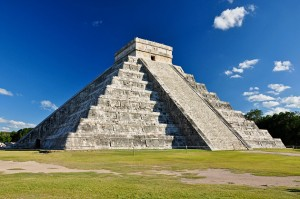 Chichen Itza, in the Yucatan