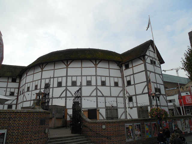 Globe Theatre - London Source:  Doug Kerr