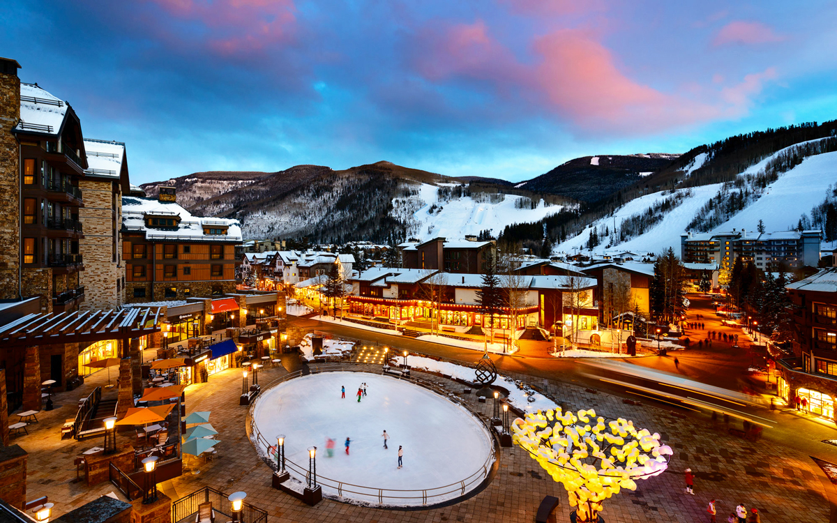 Vail Colorado Royal Holiday Destinations