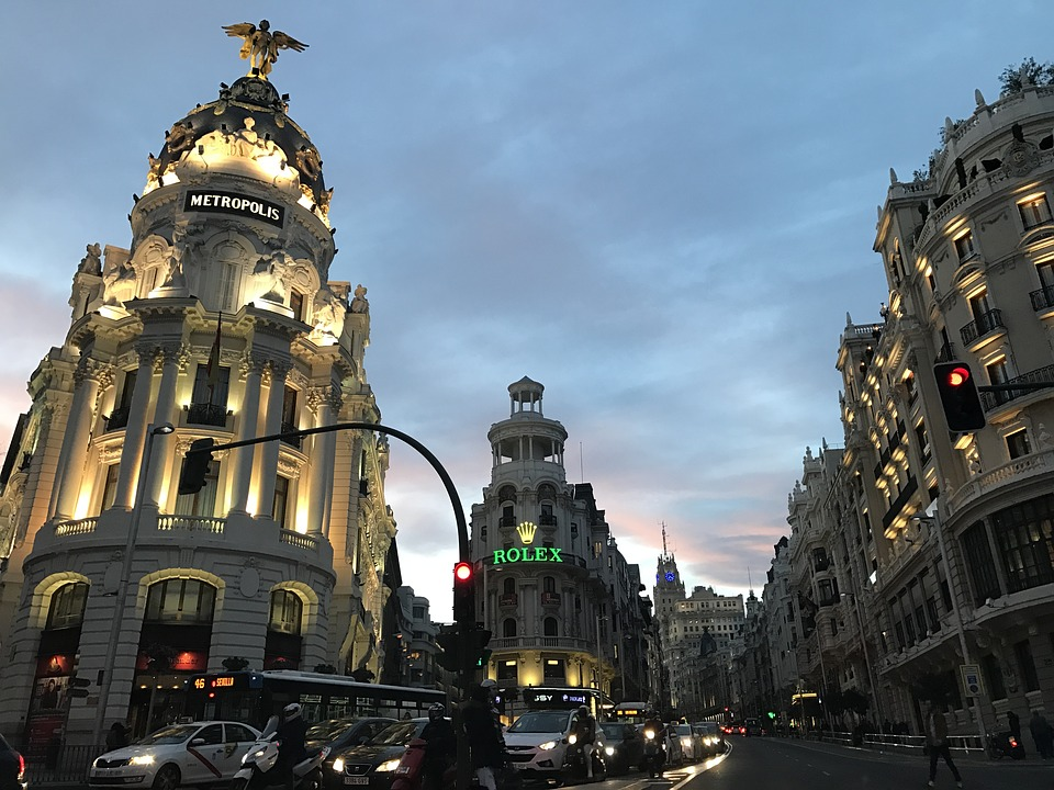destinos royal holiday madrid