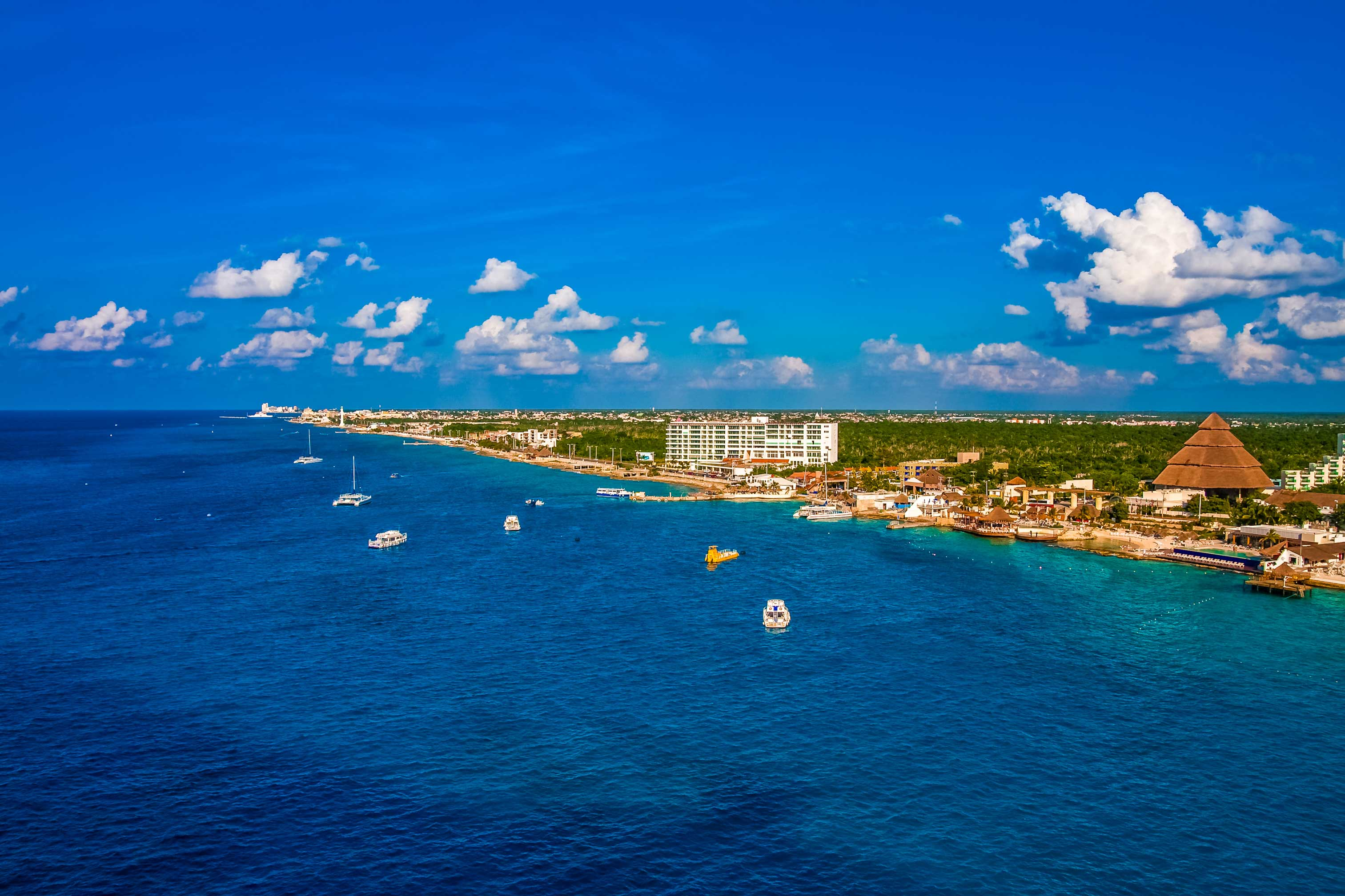 Viajar a Cozumel con Royal Holiday
